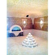 Строительство соляных комнат по Украине фото