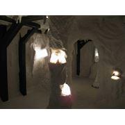 Стандартные соляные комнаты фото