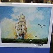 Картина по номерам 40х50 арт R-0828 фото