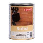 Масло Synteko Solid для деревянных и пробковых полов 1 л фото