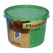 Деревозащитное средство PINOTEX CLASSIC NEW махагон 10л фото