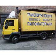 Доставка пиломатериалов по Киеву и Украине фото