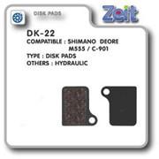 Колодка дисковая Zeit DK-22 фото