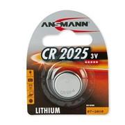 Батарейка Ansmann CR2025 3V (5020142) фото