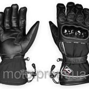 Мотоперчатки Akito Python Glove Black фото