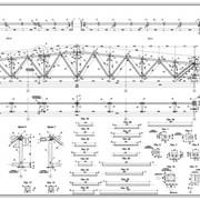 Проектирование металлоконструкций, проектирование КМ КМД фото