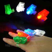 Дополнение для концертных костюмов, шоу Freeze light - лазерные кольца или Led светящиеся пальцы фото