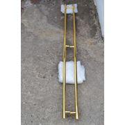 Позолота и хромирование поручней перил и лестниц. фото