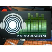 Анимационный звукоактивный эквалайзер на основе светобумаги_ фото