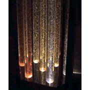 Воздушно-пузырьковые колонны и панели, изготовленные по уникальным технологиям фото