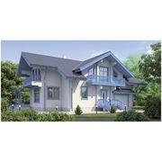 Строительство деревянных домов. Архитектурное проектирование. фото