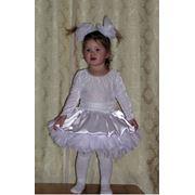 Снежинка костюм для девочки : пошив прокат фото