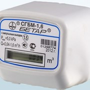 Счётчик газа СГБМ-1,6 фото