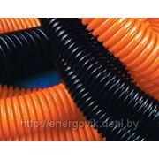 Гофрированные трубы из ПНД (диаметр в ассортименте) фото