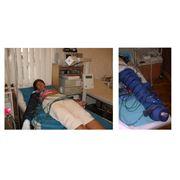 Пневмовакуумкомпрессия (пневмовакуумтерапия лимфодренаж лимфопресcинг). Лечатся без скальпера флебологичекие заболеваниявсе сосудистые осложнениягастроэнтерологические проблеммы фото