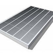 Сертификат Металлическое основание 350 мм, 5 рядов решеток, г/п 470 кг.
