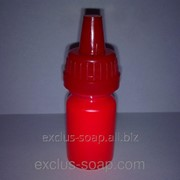 Пигмент жидкий флуоресцентный красный-10 мл фото