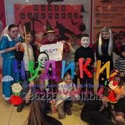 Детский Хэллоуин (детская тематическая анимация) фото
