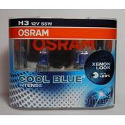 OSRAM Cool Blue Intense H3 (2шт в комплекте) фото
