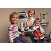 Детская офтальмология. фото