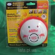 Антикомар - ультразвуковой отпугиватель комаров) AoKeman Ultrasonic Mosquito Repeller AO-101 фото