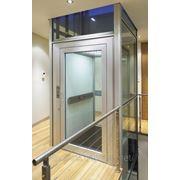 Коттеджный гидравлический лифт фото