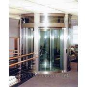 Лифт панорамный фото