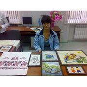 Профессиональная реабилитация центр инвалидов в Крыму г.Евпатория курсы обучения искусству и ремеслам людей с ограниченными возможностями фото
