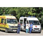 Перевезти больного с переломом шейки бедра из Николаева в Тернополь - ДнепрМедикал фото
