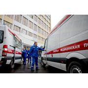 Перевезти больного в коме из Донецка в Киев Москву - ДнепрМедикал фото