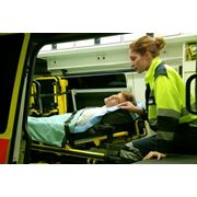 Медицинская перевозка больного фото