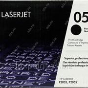 Картридж HP LJ CE505A фото