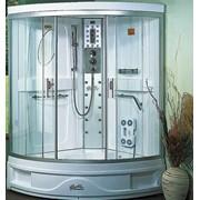Душевая кабина Bindu ZS 1212III (F1) 125x125x215 см фото