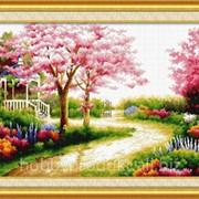 """Набор для вышивания """"Весенний сад"""" 111204 фото"""