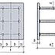 Закладная деталь МН210-3 фото