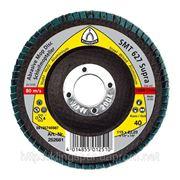 КЛТ Лепестковый тарельчатый круг SMT 627 (125мм) фото
