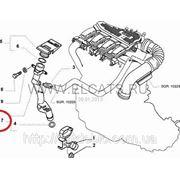 Патрубок маслозаливной горловины 1.6 16V Doblo 46804268 фото