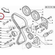 Ремень ГРМ 1.6 16V Doblo (94588) фото
