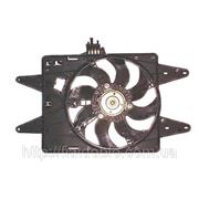 Дифузор с вентелятором 1.6 16v-1.9D Doblo 2000-2005 46737733 фото