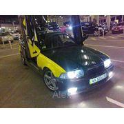 BMW 3 coupe, лямбо-двери фото