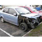 Шевроле Авео (Chevrolet Aveo) фото
