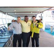 Образование с дальнейшим трудоустройством по специальности морские стюарды и стюардессы фото