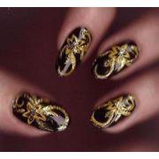 Обучение по моделированию ногтей, художественная роспись, маникюр, педикюр, Харьков фото