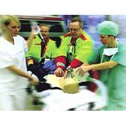 В состав входят бригады неотложной медицинской помощи и диспетчерский пост. фото