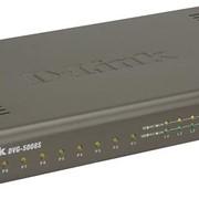 Коммутационное оборудование D-Link DVG-5008S фото