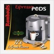 Кофе Rombouts в чалдах Ла Гранд Резерв фото