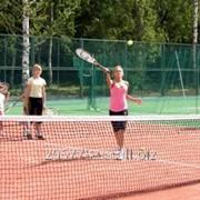 Личный тренер по большому теннису фото