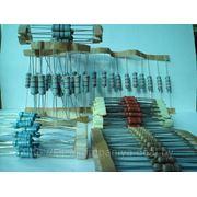 Резисторы-0,5W-ОМЫ фото