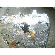 алюминиевая стружка, фольга, покупка фото
