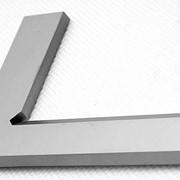 Угольники поверочные лекальные плоские УЛП- 60х 40 кл.0 нерж МИК фото